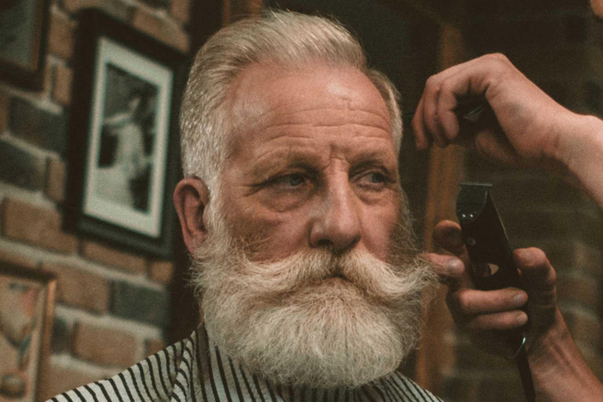 Identyfikacja wizualna w Cobance Studio - case study Brzytwa BarberShop barber shop